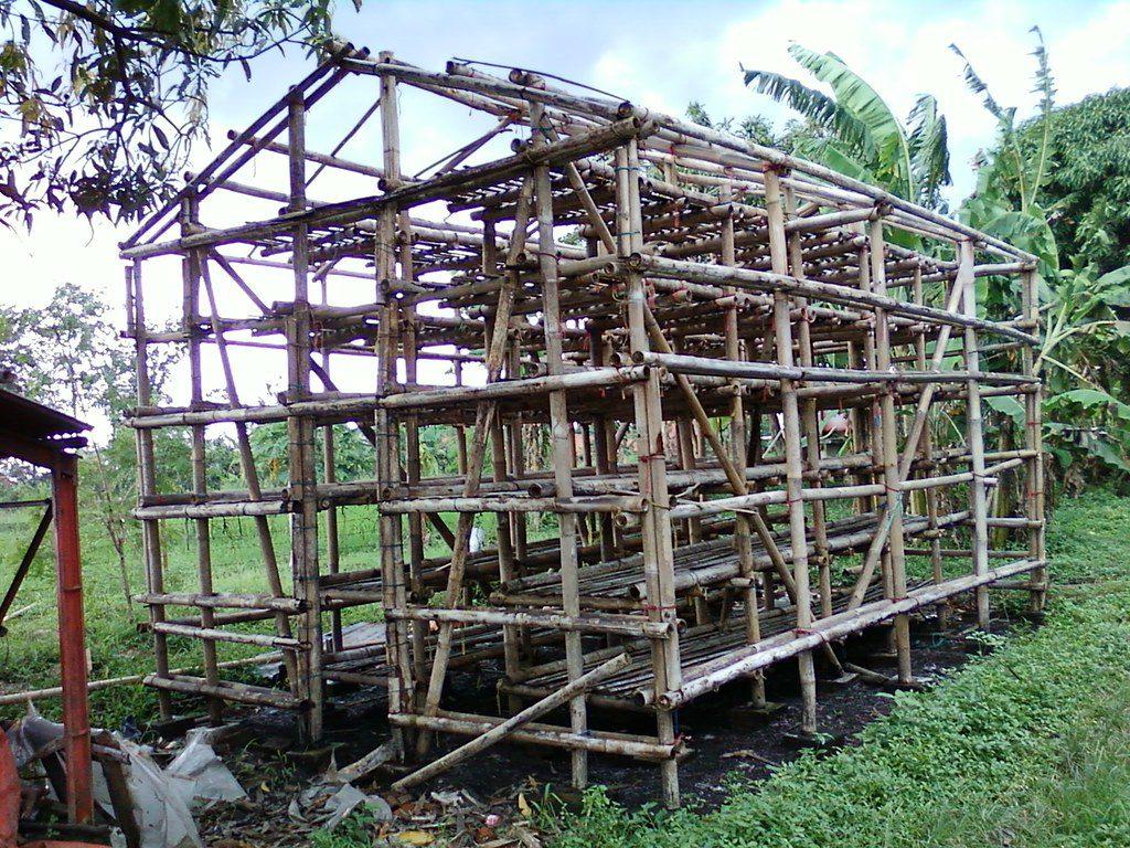 pembuatan kumbung